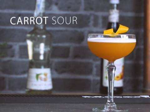 Carrot Sour