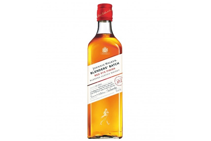 Whisky Johnnie Walker Red Rye 70 Cl