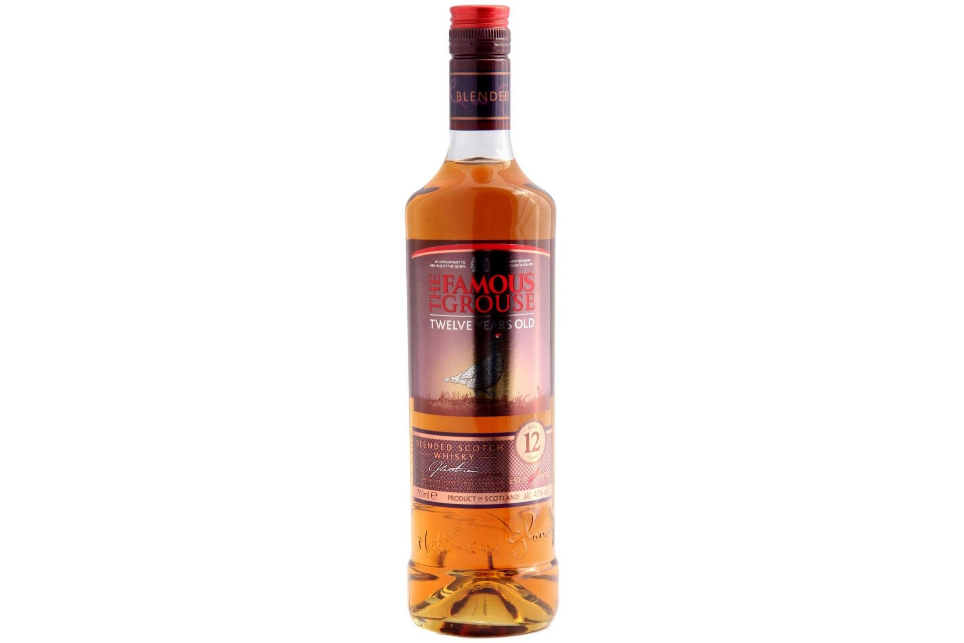 Whisky Famous Grouse 12 Anos 70 Cl