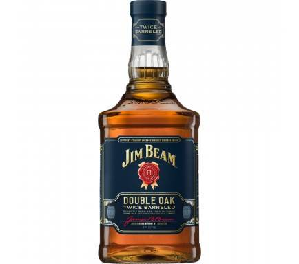 Whisky Jim Beam Double Oak 70 Cl