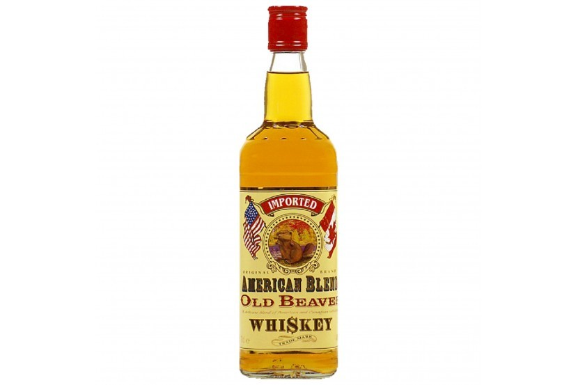 Whisky American Old Beaver 70 Cl