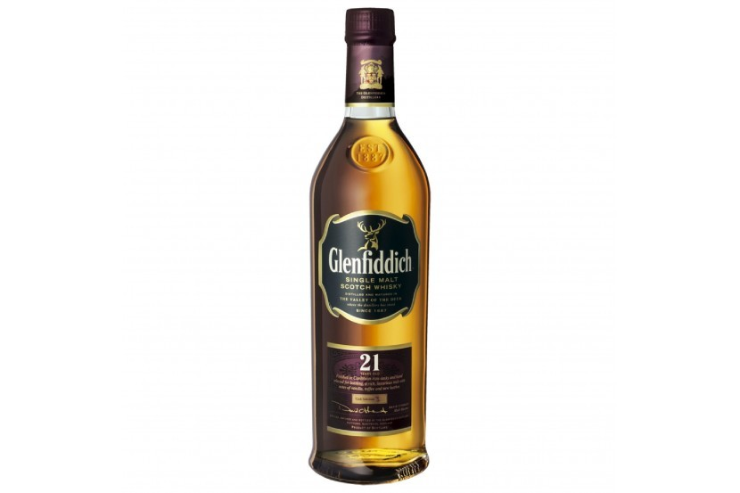 Whisky Malt Glenfiddich 21 Years 70 Cl