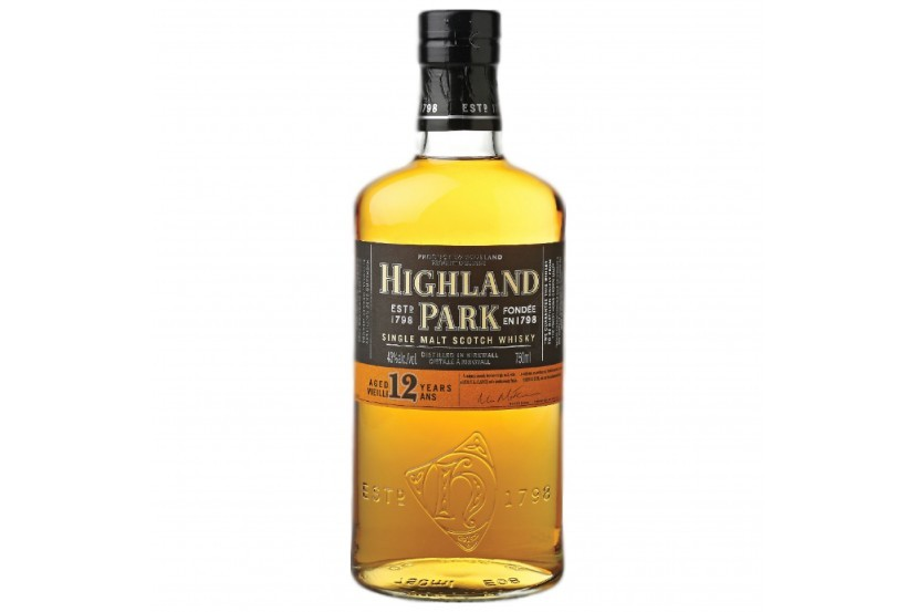 Whisky Highland Park 12 Anos 70 Cl
