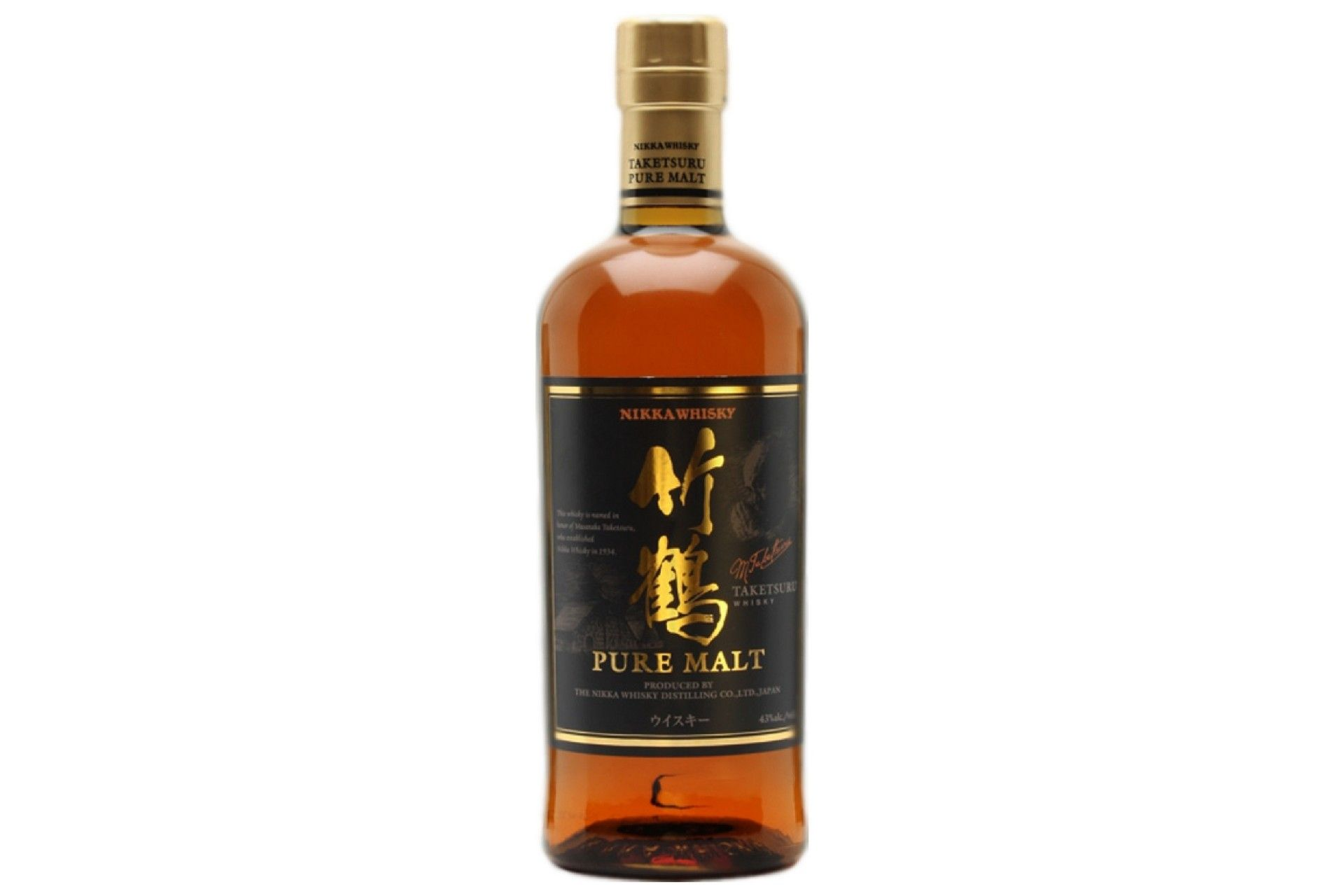 Whisky Malt Nikka Taketsuru 70 Cl