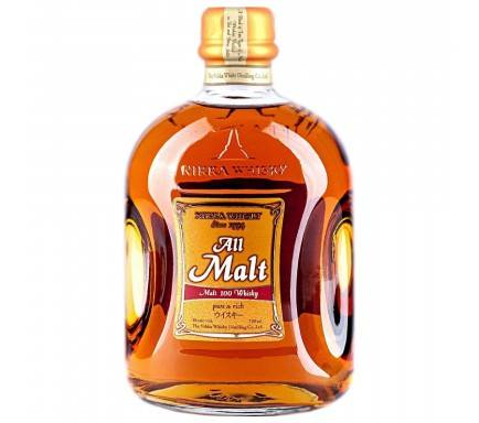 Whisky Jap Malt Nikka All Malt 70 Cl
