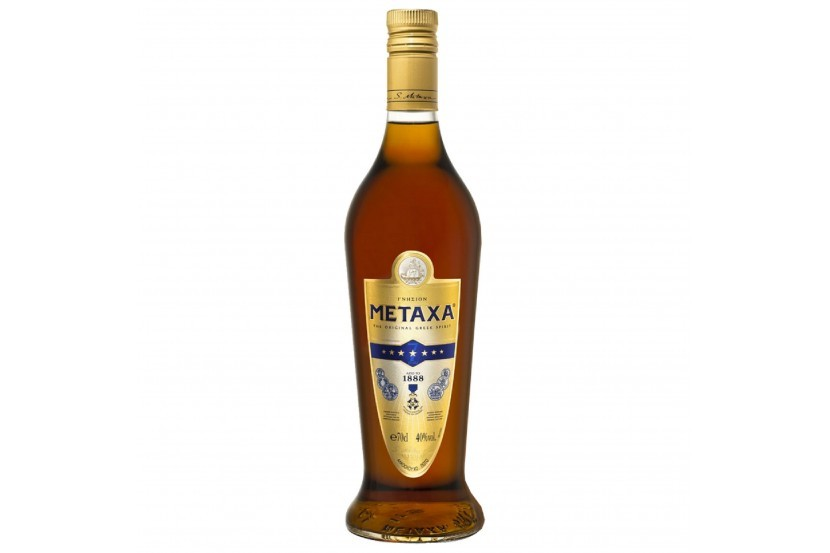Aguardente Metaxa 7 Anos 70 Cl