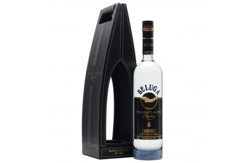 Vodka Beluga Transatlantic Racing 70 Cl