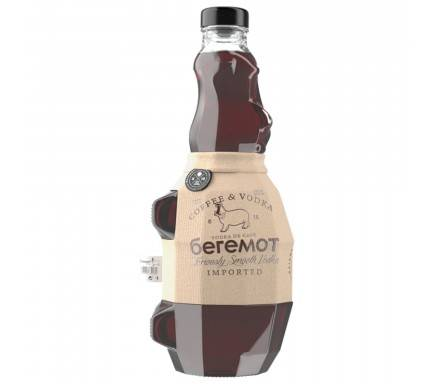 Vodka Beremot Coffee 70 Cl