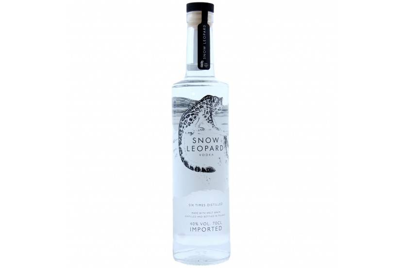 Vodka Snow Leopard 70 Cl