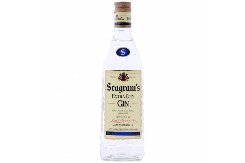 Gin Seagram Extra Dry 70 Cl