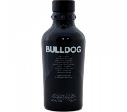 Gin Bulldog London Dry 70 Cl