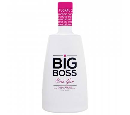 Gin Big Boss Pink Floral Premium 70 Cl
