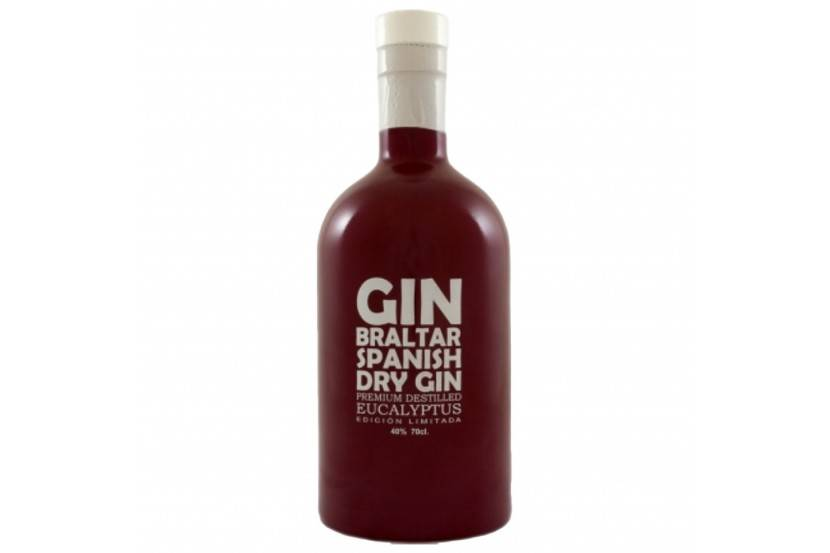 Gin London Hill Dry 70 Cl