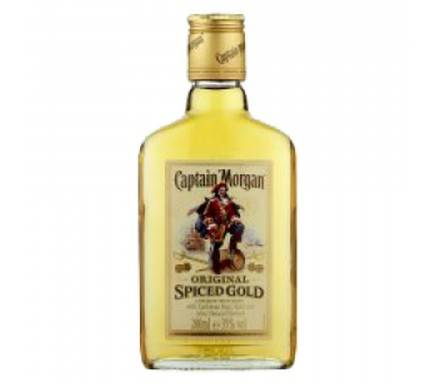 Rum Captain Morgan Spiced 20 Cl