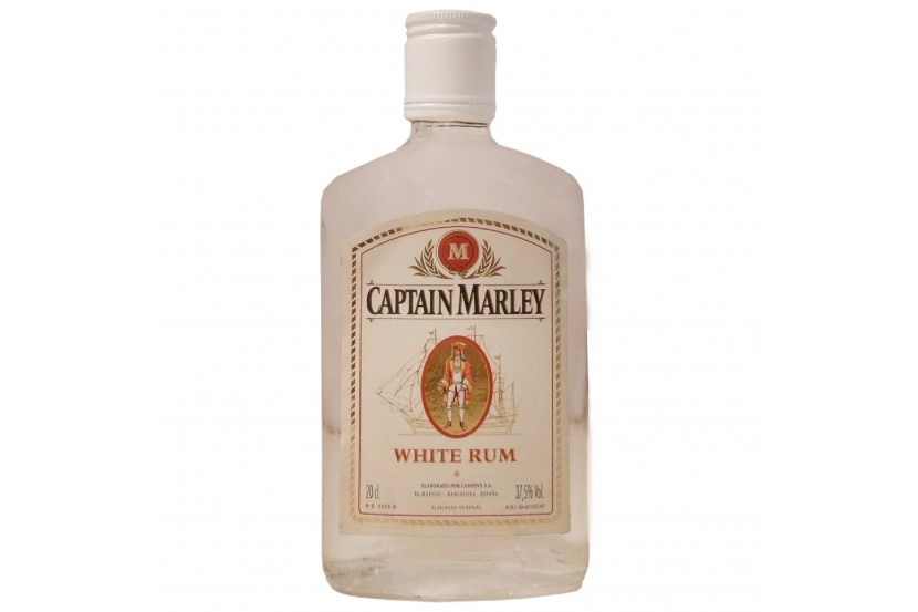 Rum Captain Marley 20 Cl