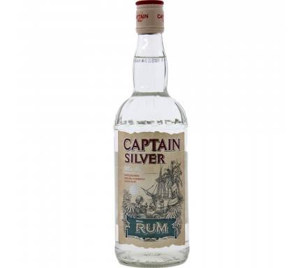 Rum Captain Silver 70 Cl