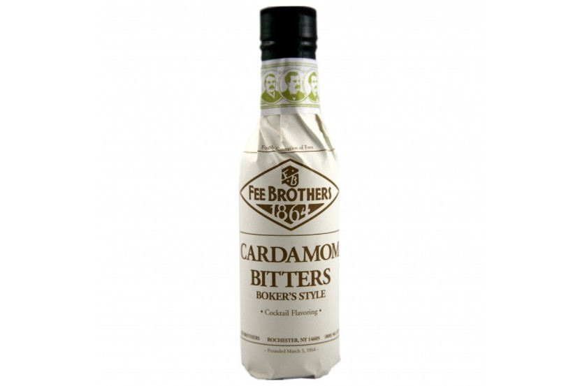 Bitter Fee Brothers Cardamom 15 Cl