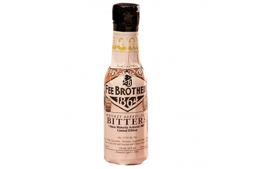 Bitter Fee Brothers Whisky Barrel Aged 15 Cl