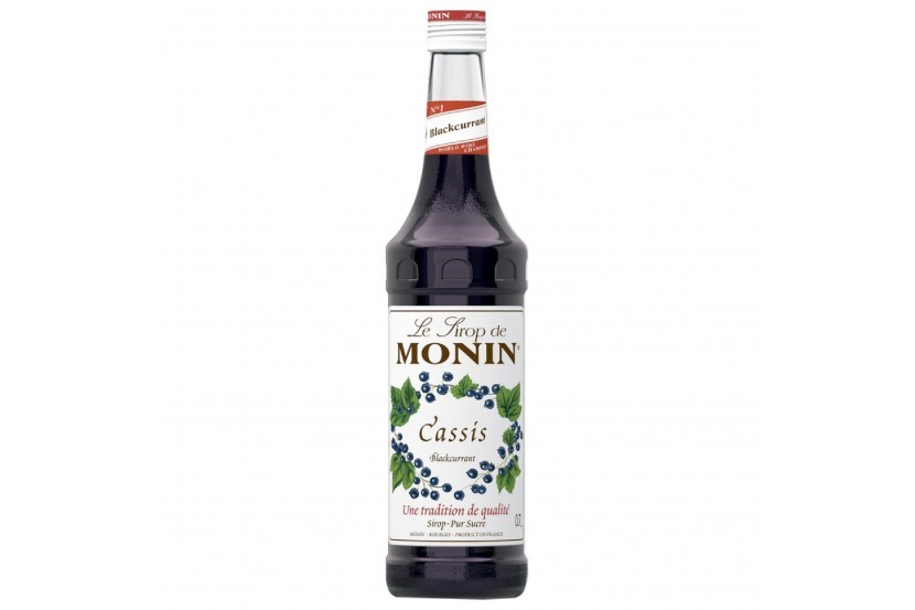 Monin Sirop Blackcurrant 1 L