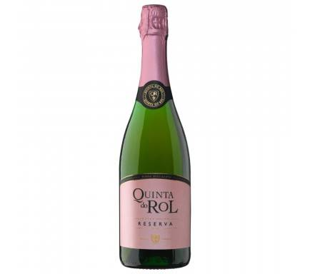 Espumante Quinta Do Rol Rose 75 Cl