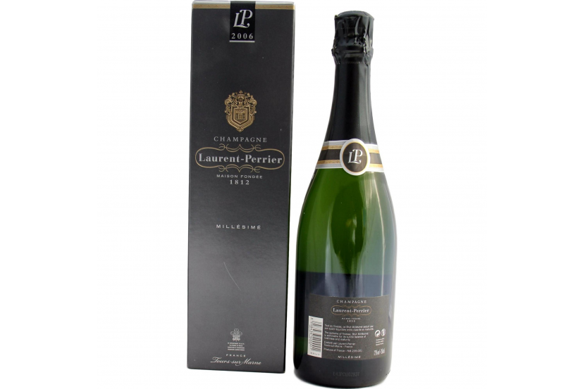Champagne Laurent Perrier Millesime 75 Cl