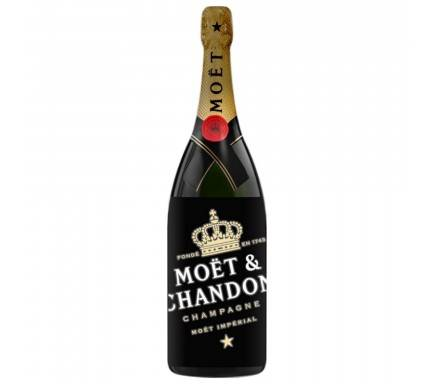 Champagne Moet Chandon Night Flashing 1,5 L