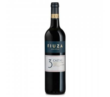 Red Wine Fiuza Tres Castas 75 Cl