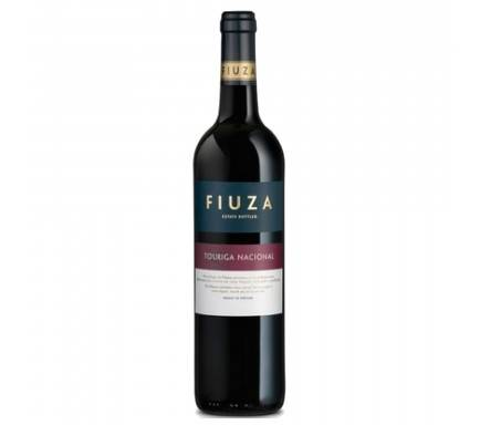 Red Wine Fiuza Touriga Nacional 75 Cl