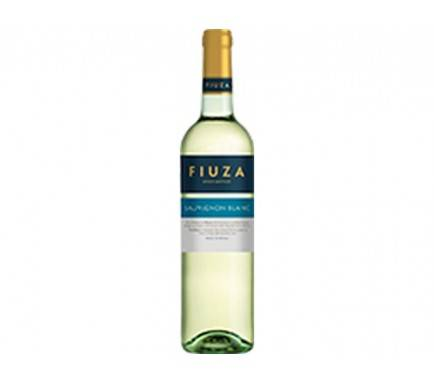 White Wine Fiuza Sauvignon 75 Cl