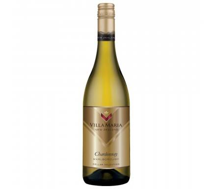White Wine Villa Maria Cellar Selection Chardonnay 75 Cl