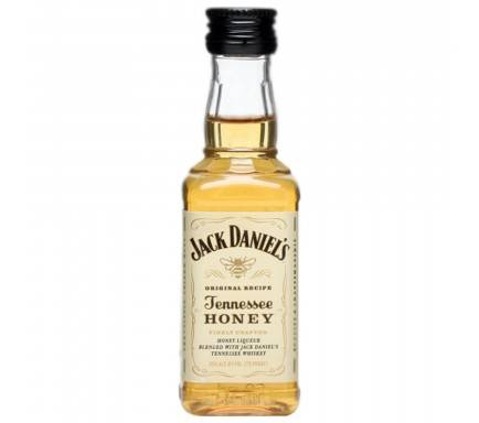 Whisky Jack Daniels Honey 5 Cl