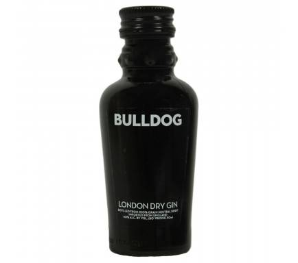 Gin Bulldog London Dry 5 Cl