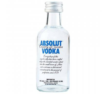 Vodka Absolut 5 Cl