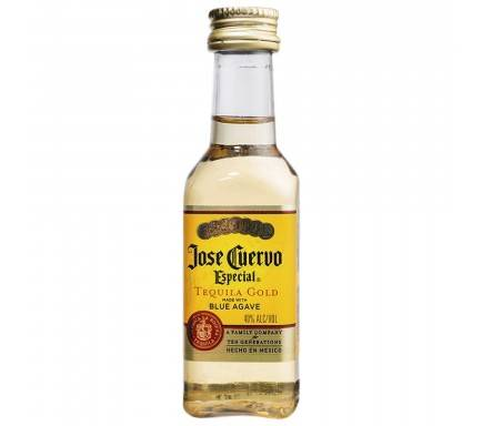 Tequila Jose Cuervo Gold 5 Cl
