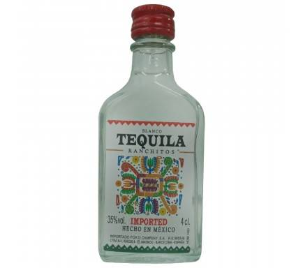 Tequila Ranchitos 4 Cl