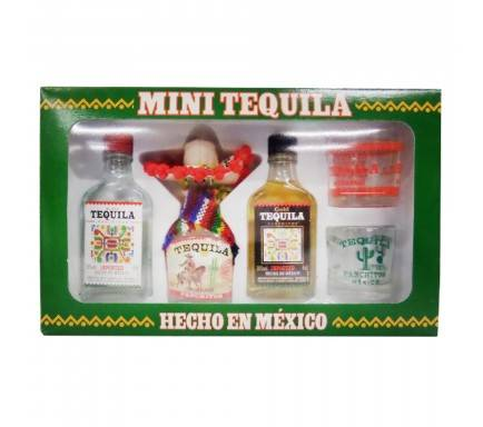 Pack 3X Tequila 4Cl