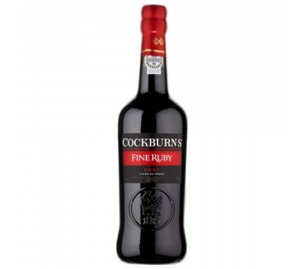 Porto Cockburn's Ruby 75 Cl
