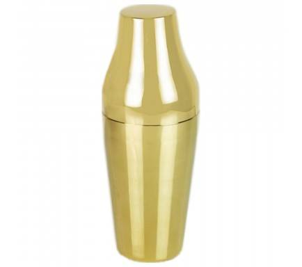 Cocktail Shaker Lux Gold
