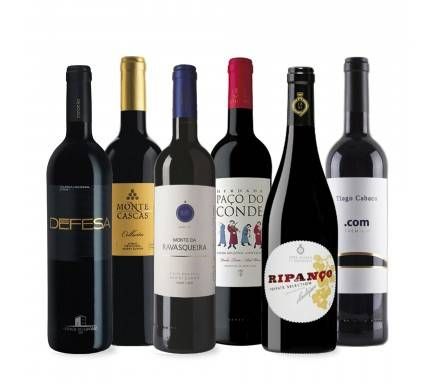 Pack Selection Red Alentejo