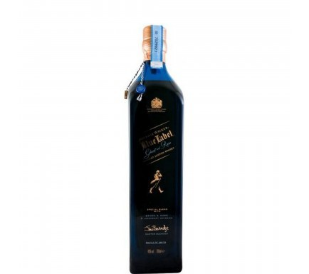"Whisky Johnnie Walker Blue Label """"Ghost"""" 70 Cl"