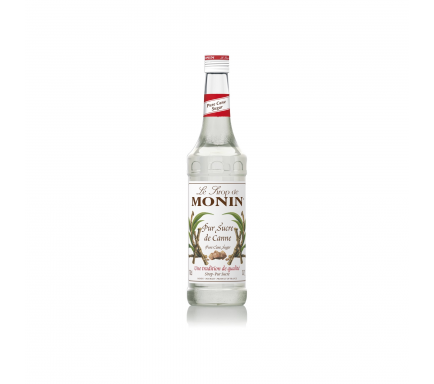 Monin Sirop Sucre De Canne 70 Cl