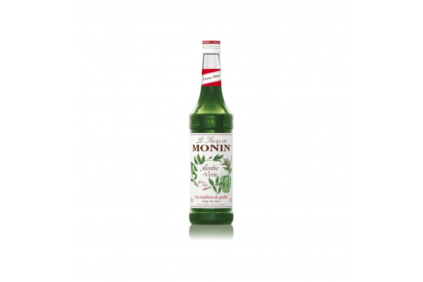 Monin Syrup Green Mint 70 Cl
