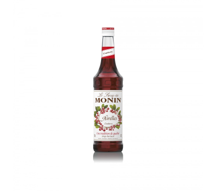 Monin Sirop Cranberry 70 Cl