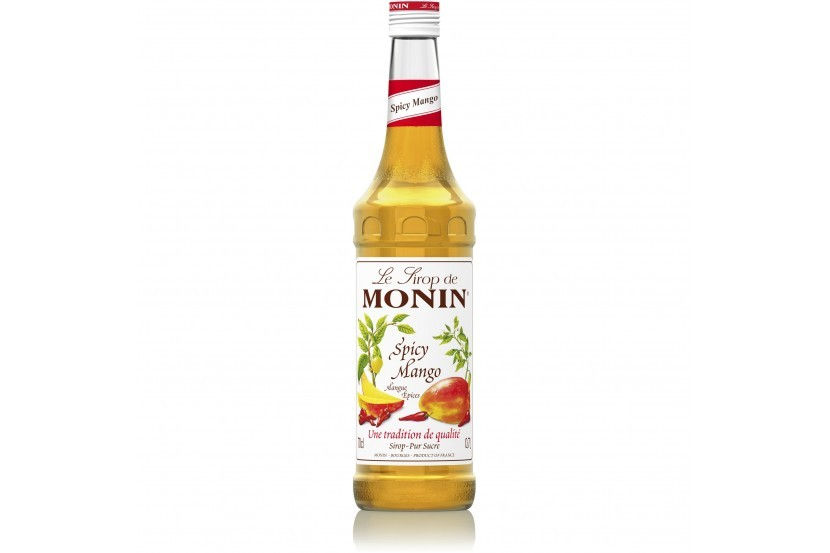 Monin Sirop Mango Spicy 70 Cl