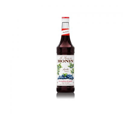 Monin Sirop Blueberry 70 Cl