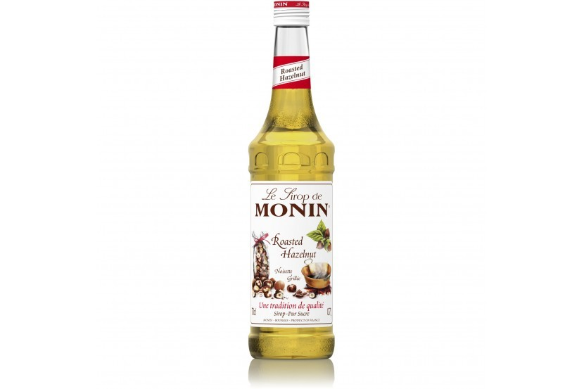 Monin Sirop Roasted Hazelnut 70 Cl