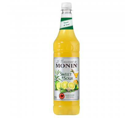 Monin Concentrate Sweet & Sour 1 L