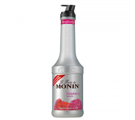 Monin Puree Raspeberry 1 L