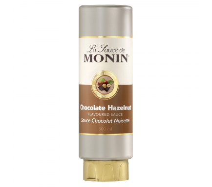 Monin Sauce Noisette 50 Cl