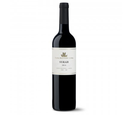 Red Wine Casa Santos Lima Syrah 75 Cl